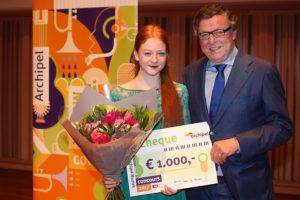 Inge van Grinsven - 1e prijs Archipel Muziekconcours 2017