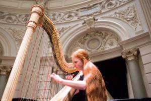 Inge van Grinsven - halve finale Koninklijk Concertgebouw Concours 2015 - concertgebouw Amsterdam