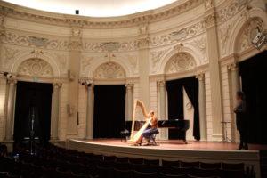 Inge van Grinsven - Concertgebouw amsterdam