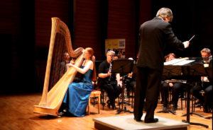 Inge van Grinsven - Brabants Scholieren solistenconcours met Orkest Zuid