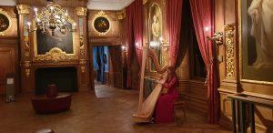 Inge van Grinsven - harp - Maurtishuis Den Haag