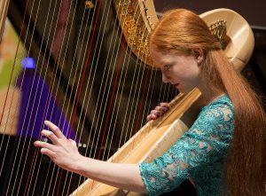 Inge van Grinsven_harp Archipel Muziekconcours