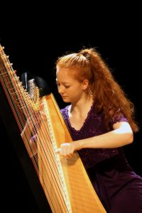 Inge van Grinsven - Rosa Spier harpconcours 2020